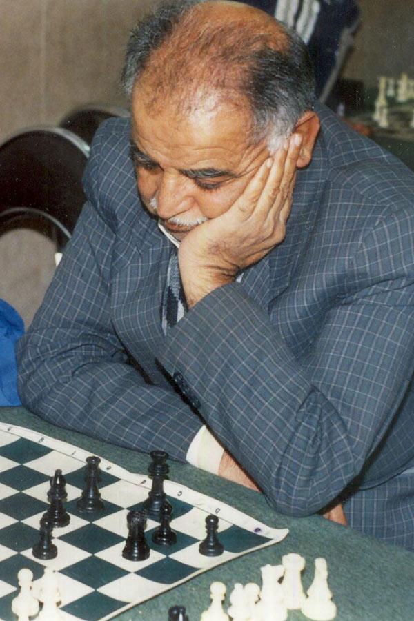 زنده یاد ناصر قزلباش
