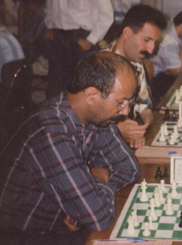 زنده یاد سید مهدی حسینی